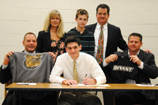 Warwick Student-Athlete Commits to Bryant