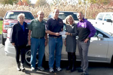 Leo Kaytes Ford Drive 4UR School program raises $6,000 for Warwick athletics