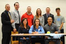 WVHS Student-Athlete signs National Letter of Intent to play softball at Univ. of North Carolina