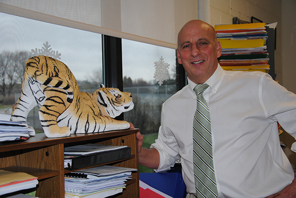 """John Russo has """"bled purple and gold"""" for more than 43 years!"""