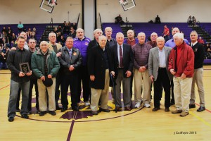 Former 'Cats Recognized at 7th Annual Hall Of Fame Induction Ceremony