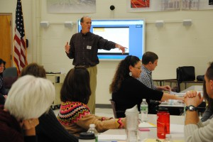District provides faculty targeted professional development at Superintendent's Conference Day