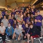 Crew fundraising pays off