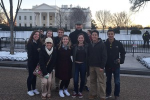 WVHS Student Senate members attend LEAD conference in Washington, D.C.