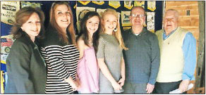 WVHS Interact Club receives Rotary award