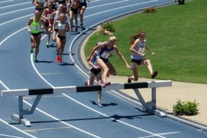 Reilly is champ in steeplechase at Outdoor Nationals