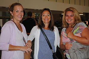 teachers attend Superintendent's Conference Day
