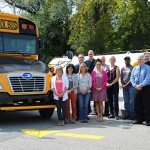 District's new propane buses run cleaner and save money