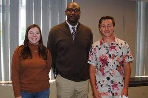 Two WVHS seniors recognized by National Merit Scholarship Program