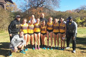 Warwick XC has strong showing at Section IX Class AA meet