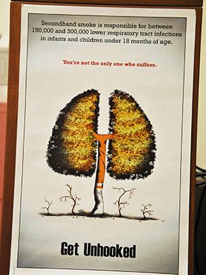 Derrek Elgarten's poster design