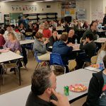 Middle School multicultural luncheon celebrates diversity, cooperation and coexistence