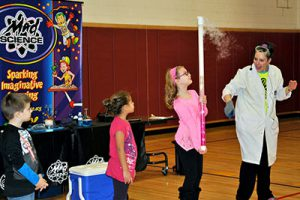SES Mad Science assembly: entertaining, interactive and inspiring