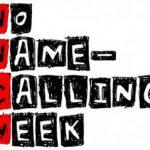 No Name-Calling Week is Jan. 17-20