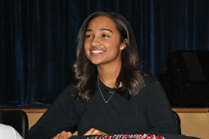 WVHS senior, Gaby Gamory to play soccer at Univ. of Hartford