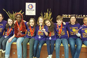 Two WVCSD Odyssey of the Mind teams head to World Finals!