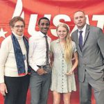 Warwick athletes among those honored by USA Track & Field