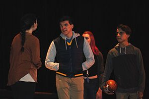 "SADD play provides important message for students, while ""The X-Plan"" offers a way out"