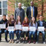 Six WVHS students receive 2017 NYS Comptroller's Student Achievement Award