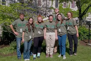 WVHS qualifies at regional Envirothon Competition, represents Orange County in state contest