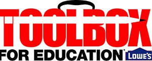 District wins $4,156 Lowe's Toolbox for Education grant