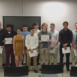 Congratulations to Warwick's first group of Criminal Justice program participants