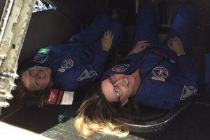 WVHS teacher participates in Astronaut Training Program