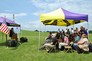 Solar Project Groundbreaking Ceremony 2017