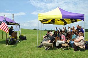 Solar Project Groundbreaking Ceremony 2017