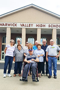 WVHS Class of 1967 50th Reunion held August 4-6