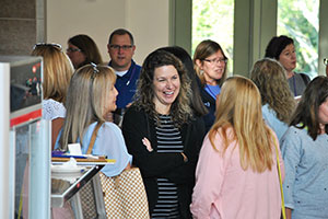 Teachers gather at Superintendent's Conference Day-Sept. 2017