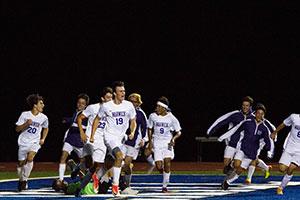 WVHS Boys Varsity Soccer wins 2017 Section IX Soccer Tournament