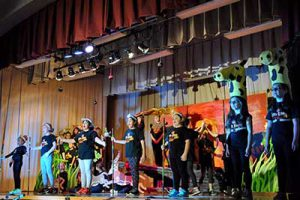 "From Broadway to Park Avenue Elementary, ""The Lion King Kids"""