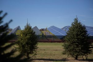WVCSD Solar Power Project nearing completion