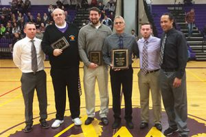 WVHS Boys Basketball Hall Of Fame Induction Ceremony held Feb. 10