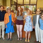WVHS winners of the AWPL Foundation College Scholarships 2018