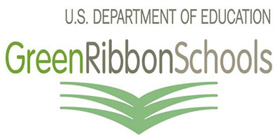 Green Ribbon Schools award logo