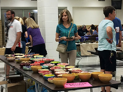 Empty Bowls 2018 looks at bowls for sale