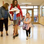 Parents can help ease the transition to kindergarten