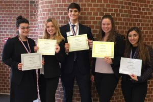 WVHS students to advance to Science and Humanities Symposium regionals