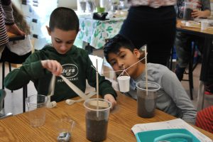 The STEM classroom and curriculum at WVCSD Elementary Schools