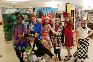 WVMS Odyssey of the Mind team places first at finals