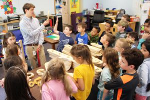 'Rigamajig' tool kit provides Park Avenue Elementary students with STEM/STEAM teachable moments