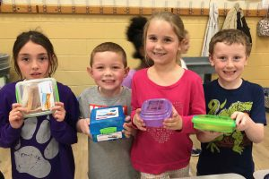 Warwick Valley Middle School and Sanfordville Elementary receive Green Ribbon School awards