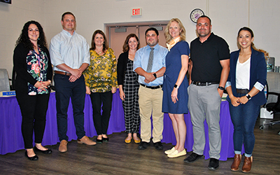 WVCSD faculty members were recommended for tenure