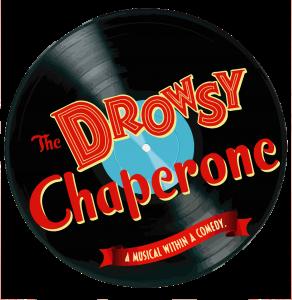 """The Drowsy Chaperon"" logo"