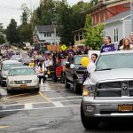 Warwick Valley pride on display during Homecoming Parade