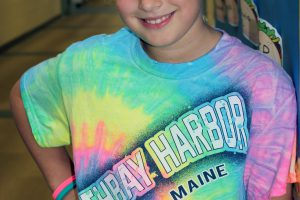 Superintendent's Spotlight: Park Avenue fourth-grader Lyla Sandfort