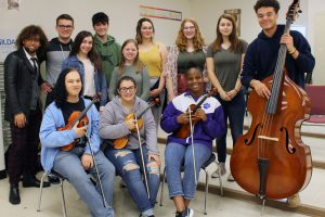 14 WVHS students named to NYSMMA Area All-State music ensembles