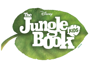 The Jungle Book Kids logo